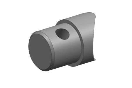 HANDLE TUBE T-LINK