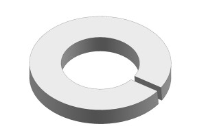 M5 stainless steel spring lock washer