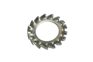 M6 DIN6798 ST STL CRINCKLE WASHER