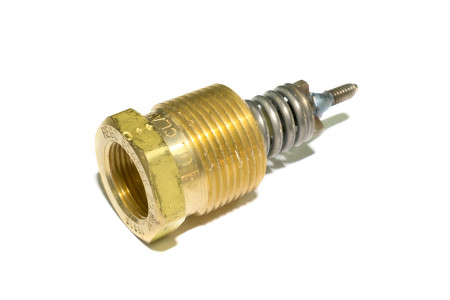 PRESSURE RELIEF VALVE - REGO 26.5 BAR (OLD STYLE)