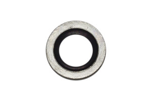 1/4 BSP BONDED WASHER
