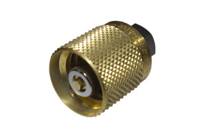 """REGO 7141F HOSE CONNECTOR F WITH 1/4"""" BSP THREAD"""